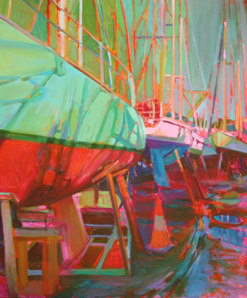 Boatyard I