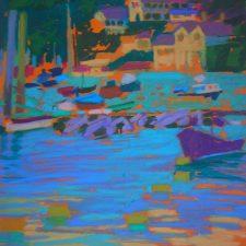 Fowey harbour IV