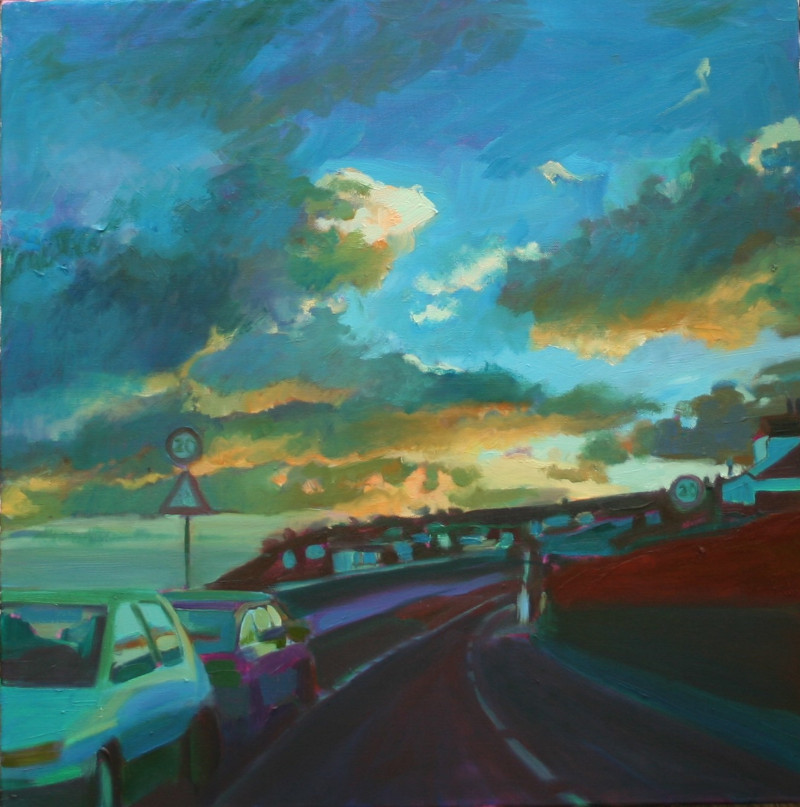 Road to Mousehole II